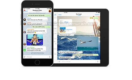 aplikasi android ios telegram